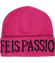 alberta ferretti life is passion hat