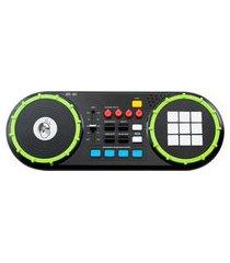 brinquedo dj mixer multikids br1175 com sons e led