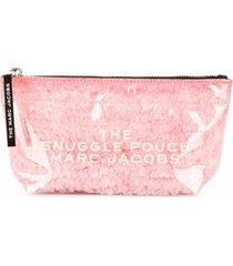 marc jacobs bolsa carteira the snuggle - rosa