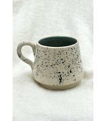 kamionkowa filiżanka na kawę 250 ml zielona