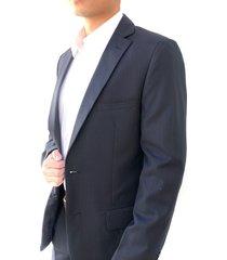 traje  negro oscar de la renta  b8sut18-blk