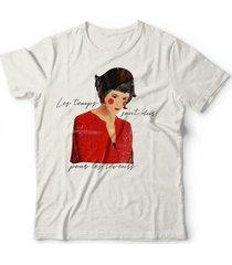 camiseta amélie poulain - unissex