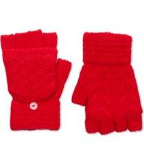 steve madden tailgate flip top gloves