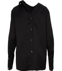 marni spread collar blouse