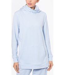 bam by betsy & adam side-zip hoodie with removable mask, created for macy's