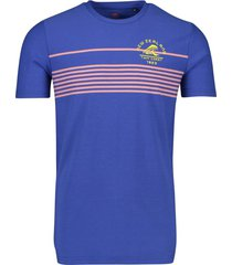 blauw t-shirt nza fernside