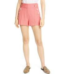 women's veronica beard pine shorts