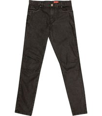 jean silueta slim fit 5 bolsillos lavado de moda para joven 00967
