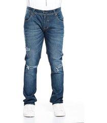 jean slim azul oscuro
