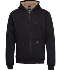 frenchburg hoodie trui zwart dickies