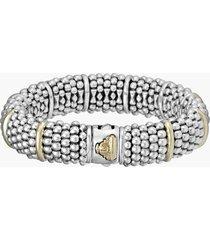 women's lagos oval caviar bracelet