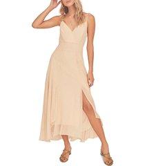 women's astr the label lyric sleeveless maxi dress