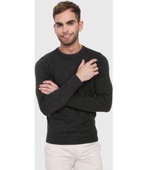 saco gris oscuro tommy jeans