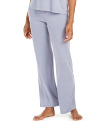 calvin klein women's liquid touch pajama pants
