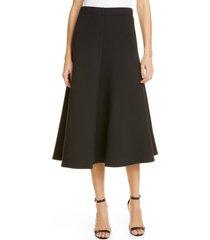 women's beaufille curie neoprene midi skirt