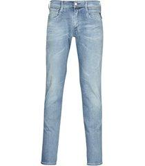 skinny jeans replay anbass hyperflex +
