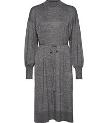 dress mimmie knit dresses knitted dresses grå lindex