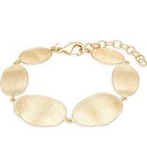rivka friedman women's wavy oval bracelet