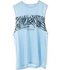 camiseta playa-hombre