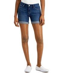 true religion jayde denim shorts