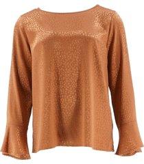 due amanti blouse krystin-rust