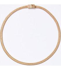 loft herringbone convertible necklace