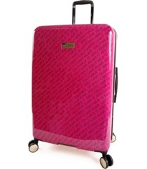 "juicy couture cassandra 29"" spinner luggage"