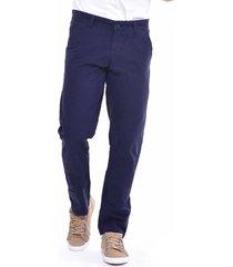 pantalon chino quest color azul oscuro