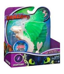 como treinar seu dragão - furia da luz - asas verdes
