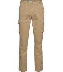 dust cargo pants - army trousers cargo pants beige forét