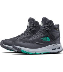 tenis mujer safien mid gtx - the north face