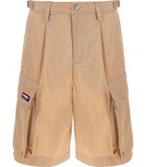 burberry billy cargo bermuda shorts