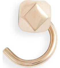 women's alli webb x maya brenner faceted comfort stud earring