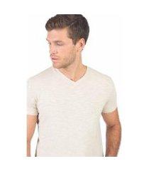 t-shirt básica premium flamê masculina