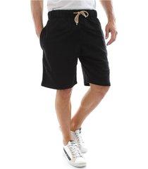diesel 00st2a 0cand umlb-pan shorts and bermudas longwear men black