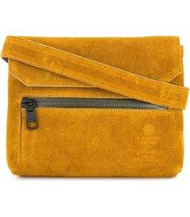as2ov square shoulder bag - orange