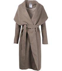 rino & pelle coat wol milon.700w20