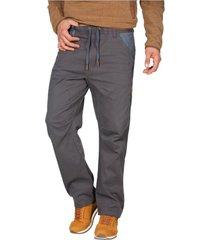 pantalon hombre puma escalador gris haka honu