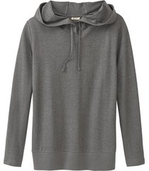 capuchon-shirt, grijs 42