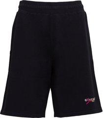 givenchy jersey bermuda shorts