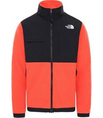 fleece jack the north face -
