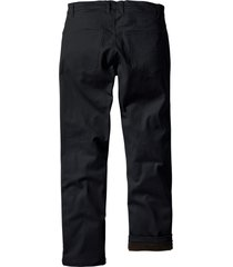 pantaloni termici elasticizzati regular fit (nero) - bpc bonprix collection