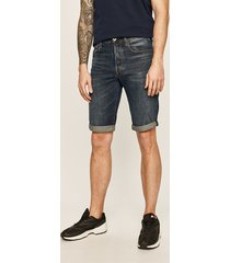 g-star raw - szorty jeansowe