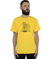 camiseta ventura polarbears amarelo
