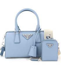 prada small handbag with pouch