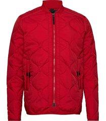 x7 liner j sweat-shirt trui rood peak performance