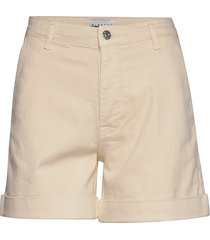 action shorts shorts denim shorts beige blanche
