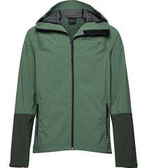 m nightbreak jacket dun jack groen peak performance