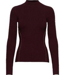 tiffani sweater top gebreide trui rood marciano by guess