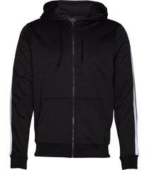 sweatshirt hoodie trui zwart blend